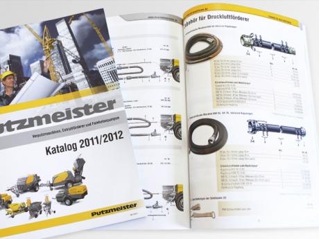 Putzmeister Mörtelmaschinen GmbH Katalog