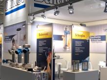 Düker GmbH & Co. KGaA Messekonzept