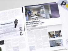 Düker GmbH & Co. KGaA Kundenzeitung