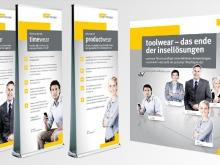 Pohl Softwear GmbH Messekonzept