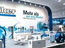 Düker GmbH &#038; Co. KGaA <br> IFAT Messekonzept