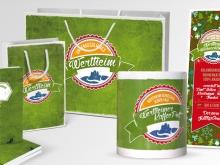 Souvenir-Serie der TOURISMUS Wertheim GmbH