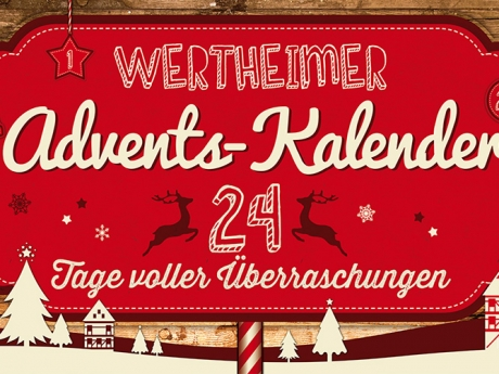 Wertheimer Adventskalender 2014